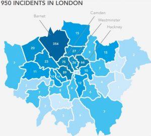 אנטישמיות בבריטניה, חרם על ישראל, בידיאס, בי-די-אס, BDS, אנטישמיות בלונדון, גזענות בבריטניה, אנטי-ישראלים בלונדון