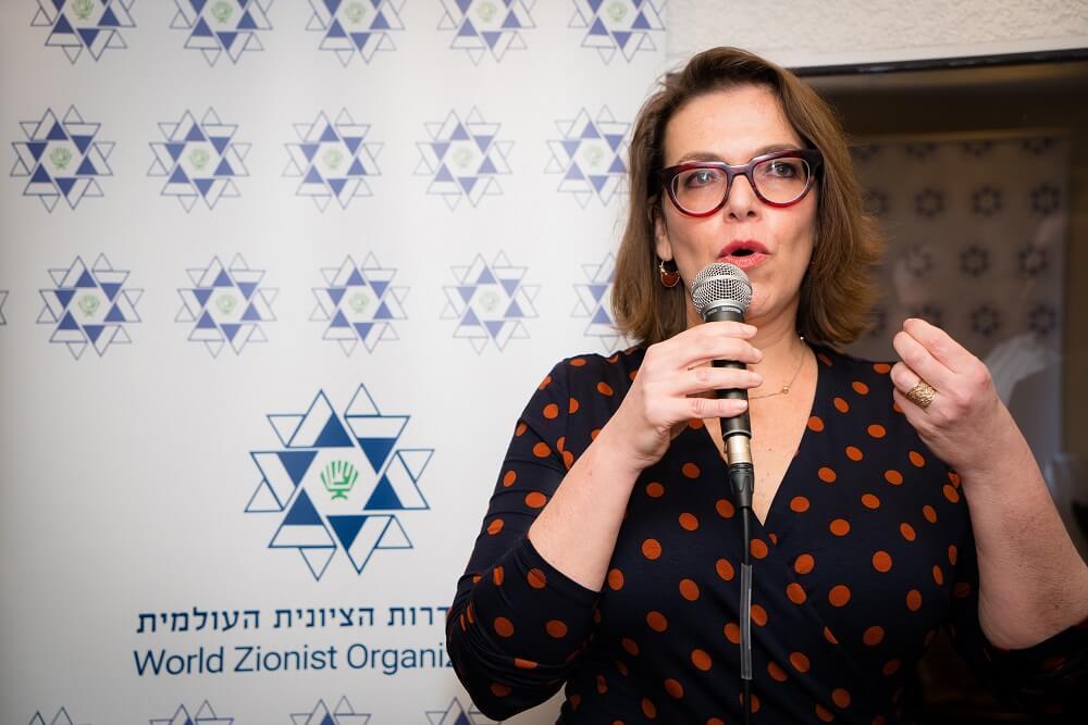 שרון בר-לי, סגנית שגריר ישראל בבריטניה