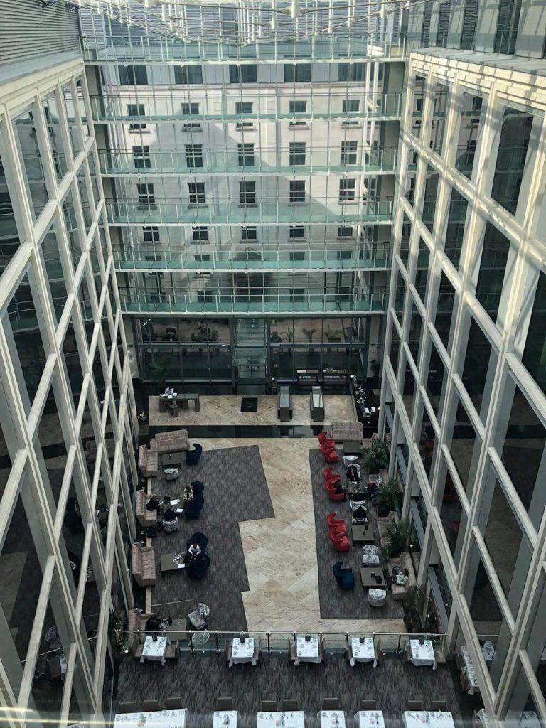 בתי מלון בלונדון