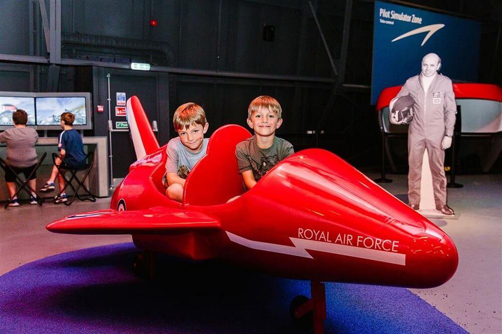 מה לעשות החודש בלונדון - מוזיאון חיל האוויר הבריטי המלכותי