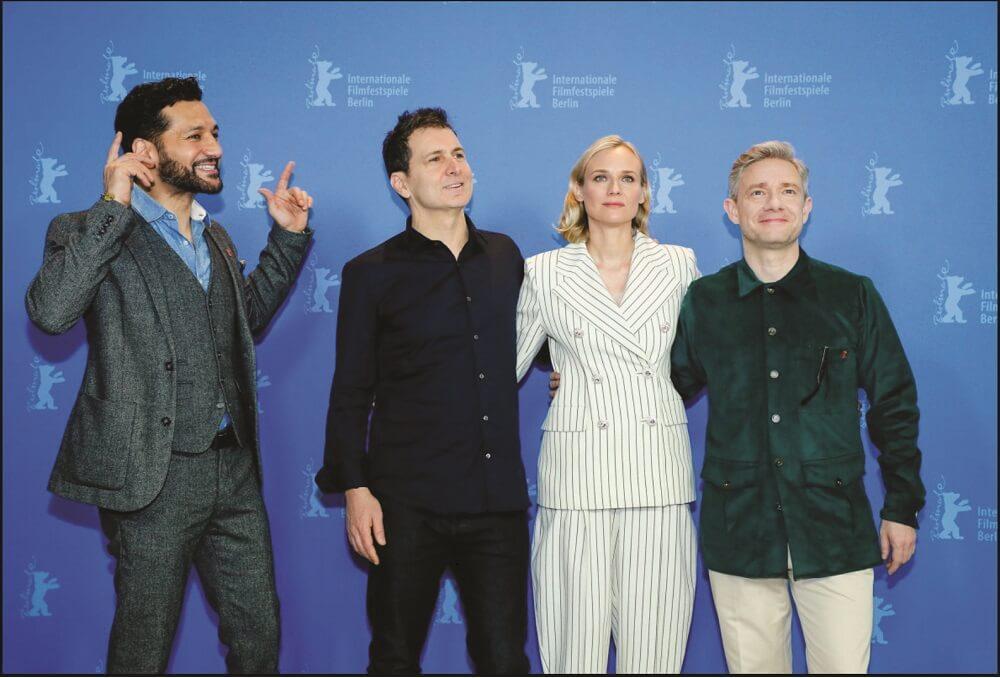 """""""ברלינלה"""", פסטיבל הסרטים הבינלאומי בברלין"""