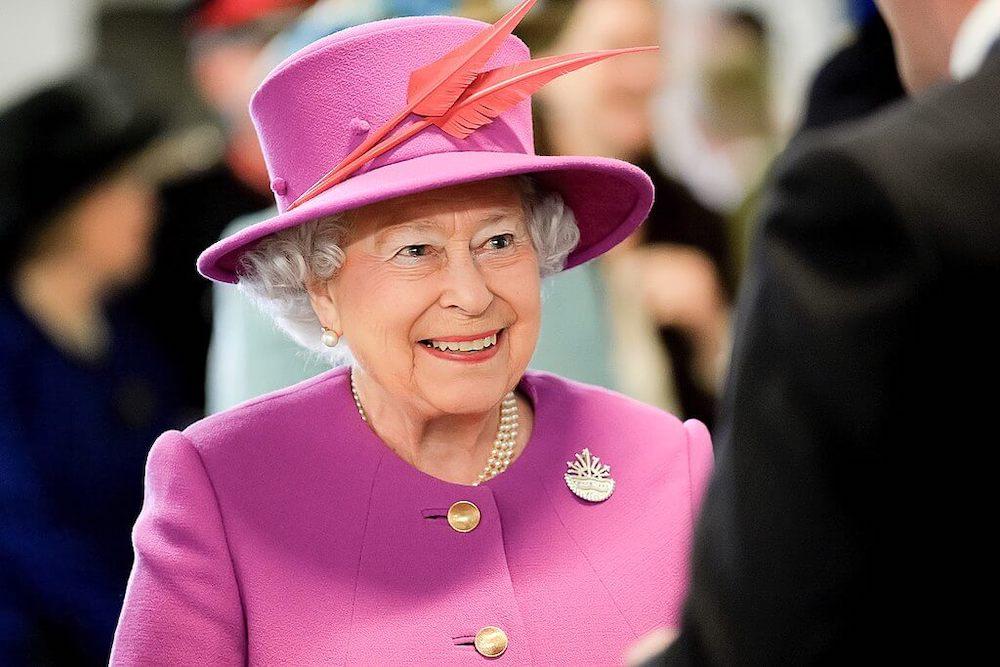 המלכה אליזבת, מלכת אנגליה