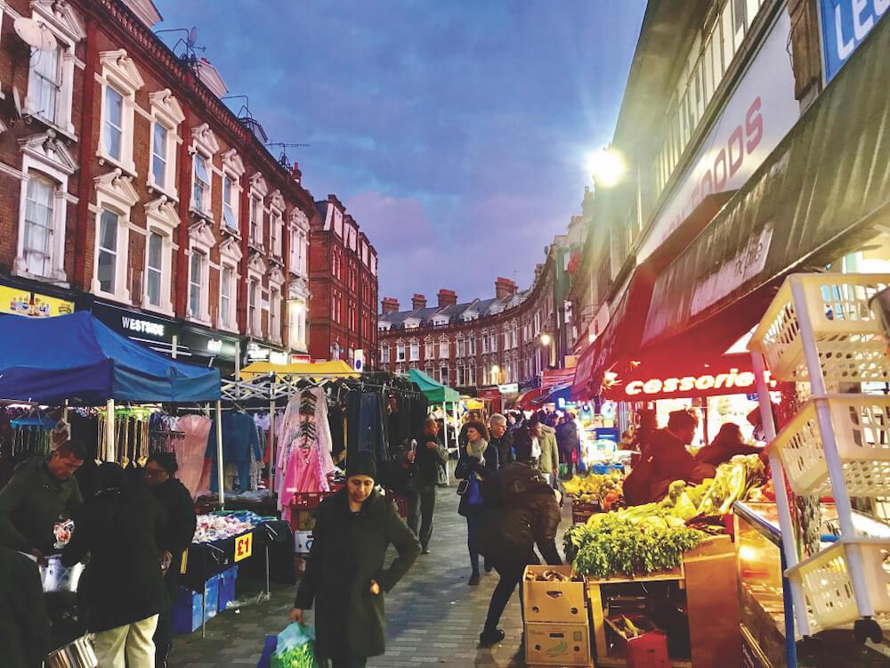 מתאים למי שרוצה לחוות את לונדון המתחדשת והצבעונית שמחוץ למרכז המתוייר. בריקסטון