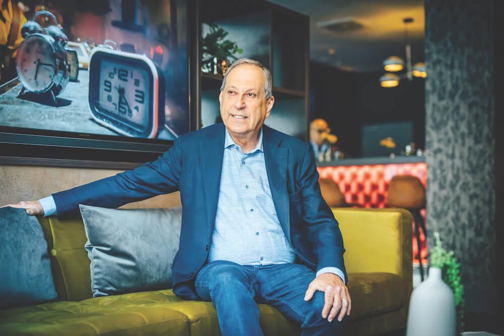 דני רוג׳ר, מנכ״ל רשת פתאל בבריטניה ואירופה
