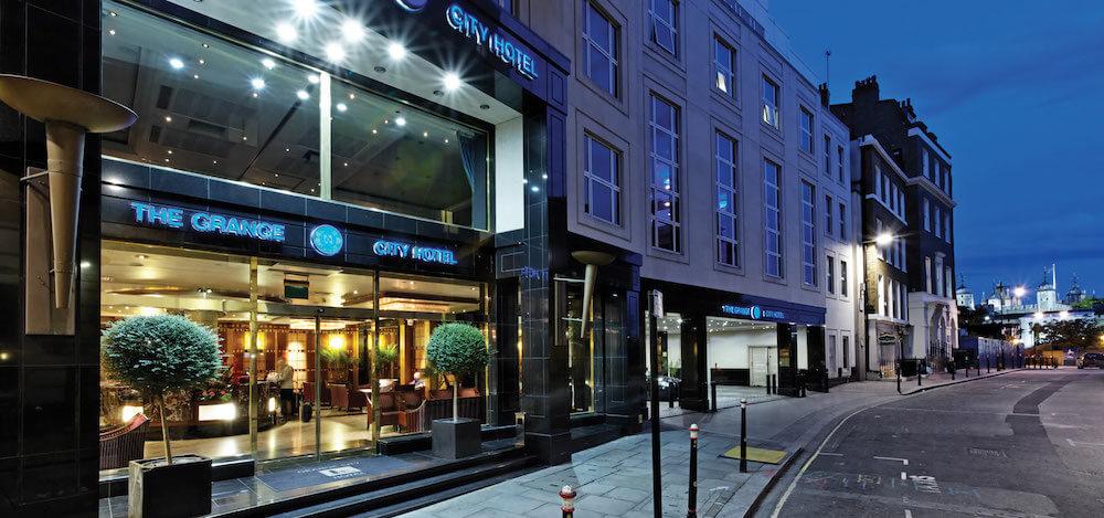 מלון בלונדון - גראנג׳ סיטי הוטל, לאונרדו רויאל