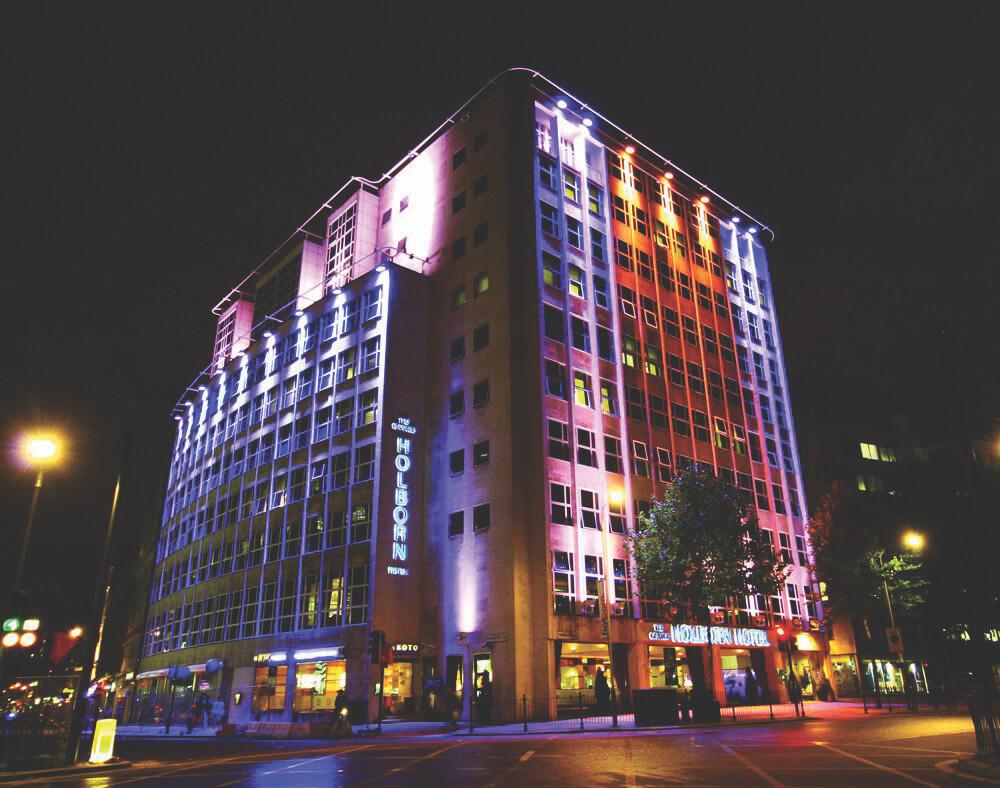 מלון בלונדון - גראנג׳ הולבורן