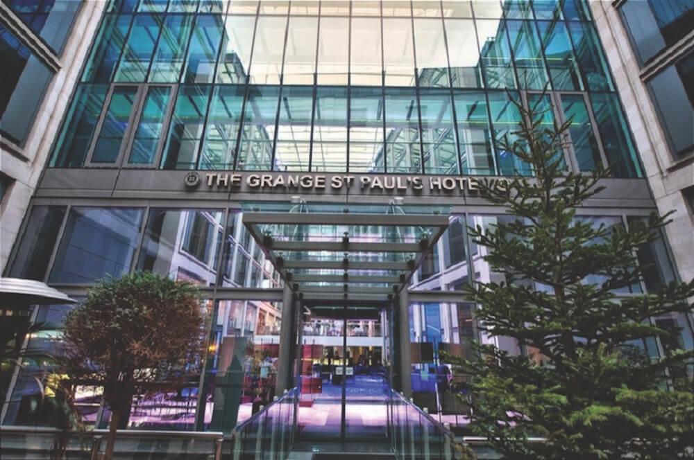 מיקום מרכזי בלונדון. מלון גראנג׳ סנט פול לפני המיתוג המחודש