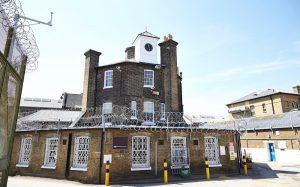 מסעדה מומלצת בלונדון בתוך בית סוהר - כלא בריקסטון