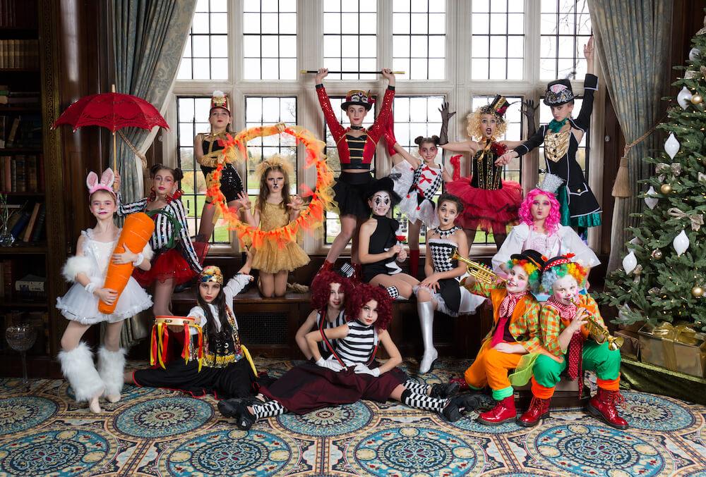 רקדניות הסטודיו למחול בלונדון - קידנזה