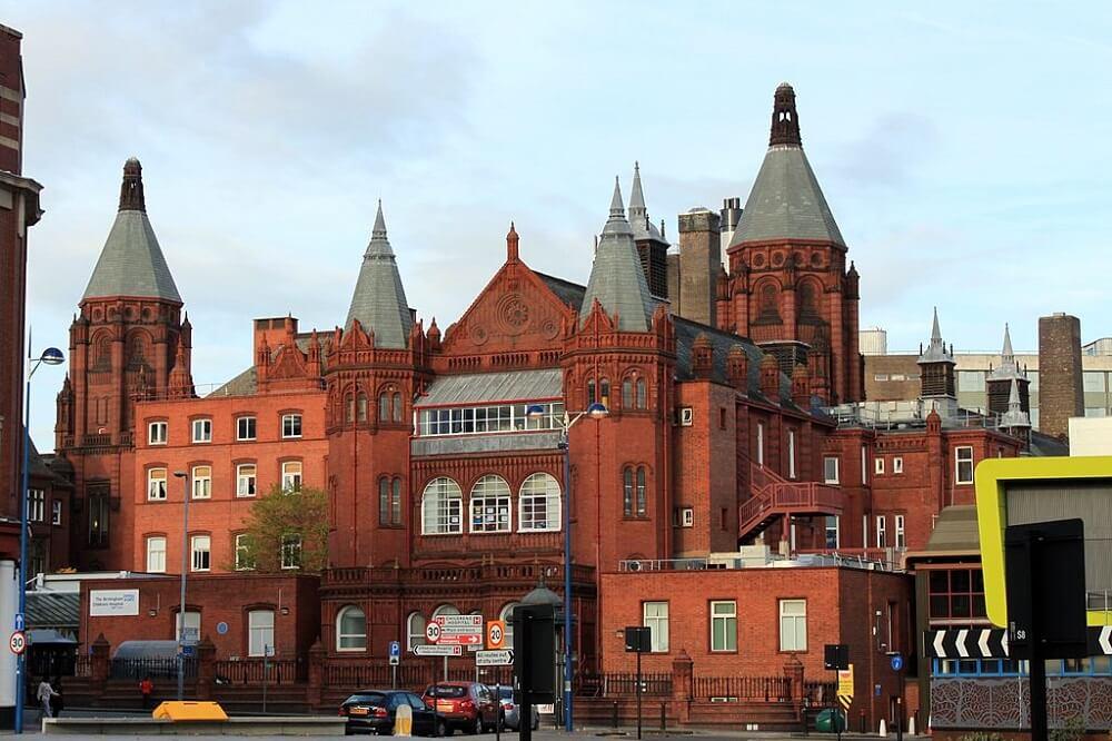 בית החולים לילדים בברמינגהאם