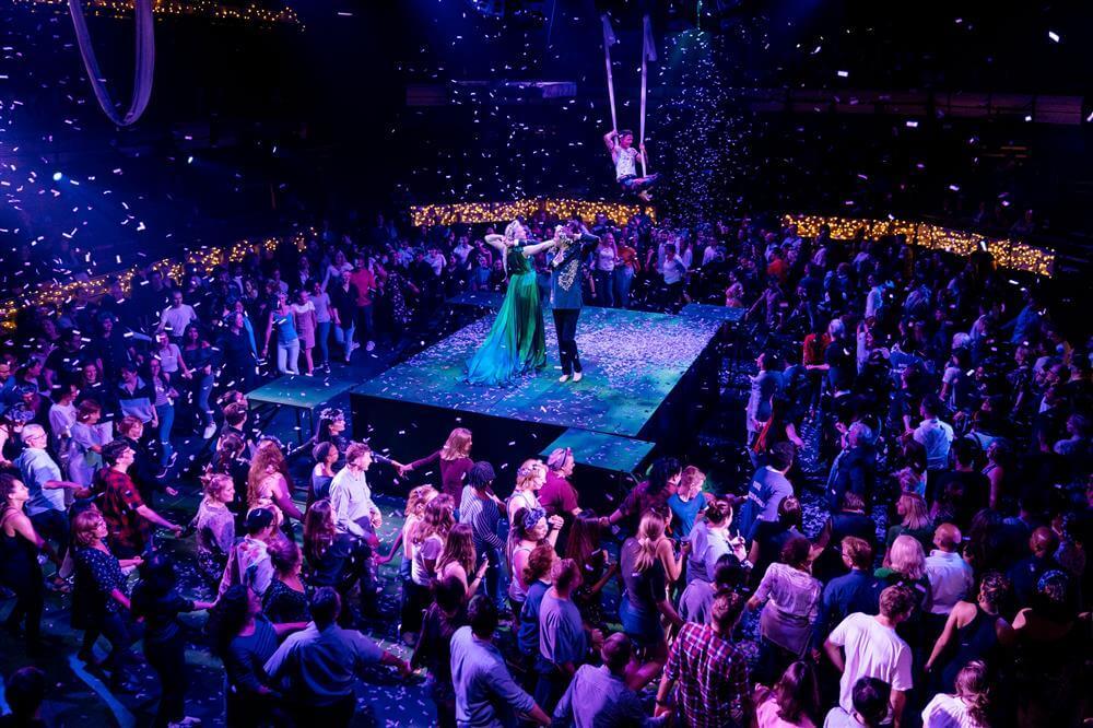 הצגות בלונדון - חלום ליל קיץ בתיאטרון ברידג'