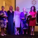 """לראשונה בבריטניה: פרסי """"גולדה מאיר"""" הוענקו לנשים בקהילה"""