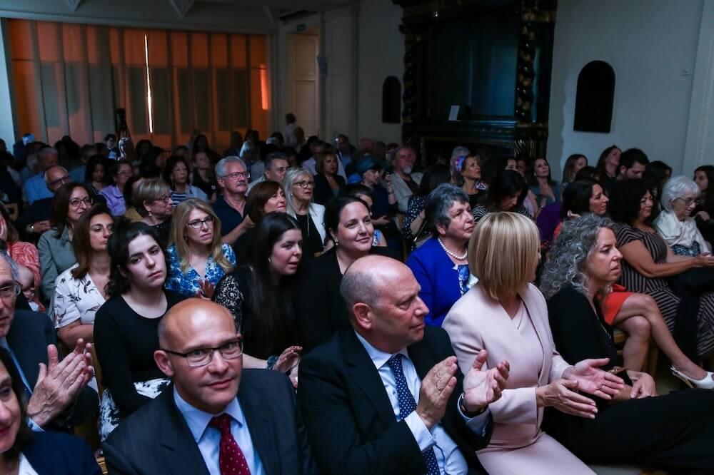 גולדן גולדה - פרס לנשים מנהיגות בבריטניה