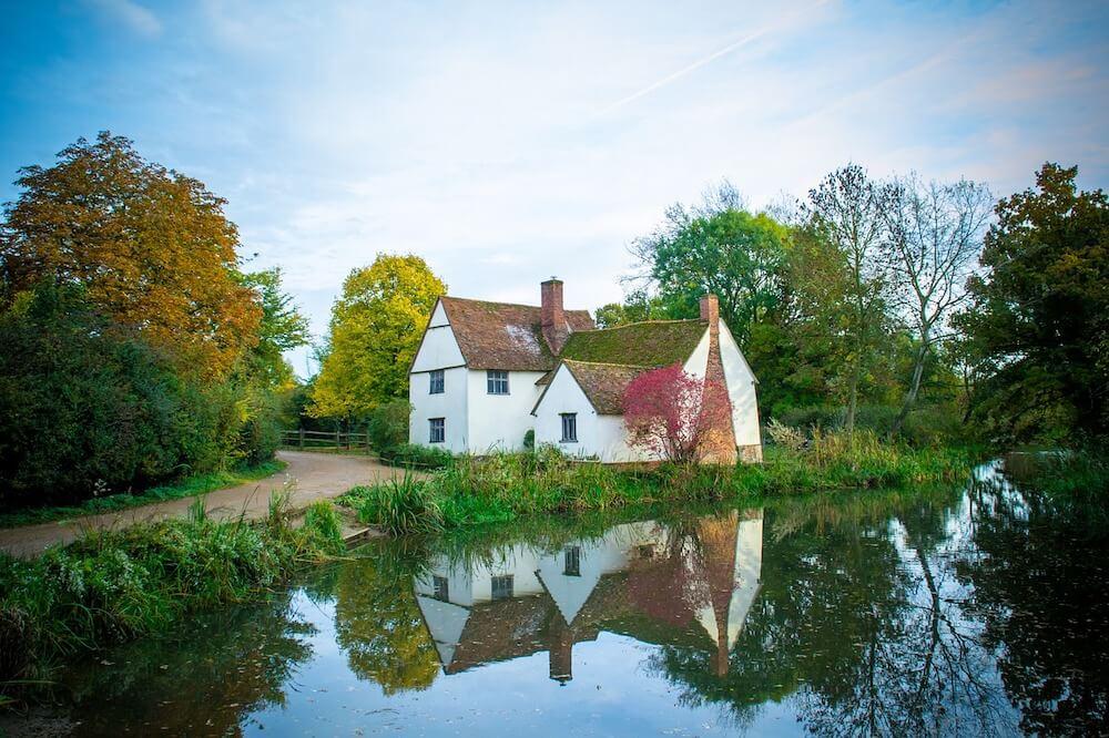 בית באנגליה
