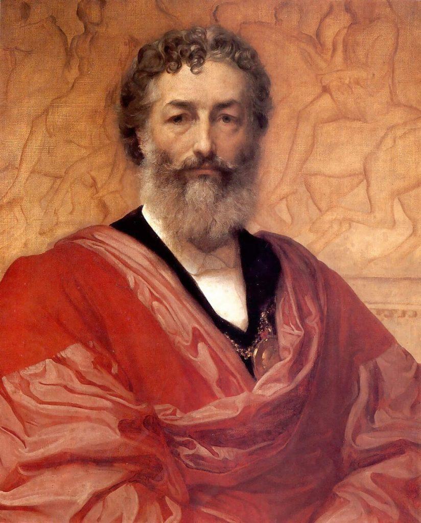 פרדריק לייטון, נשיא האקדמיה המלכותית לאמנויות בלונדון