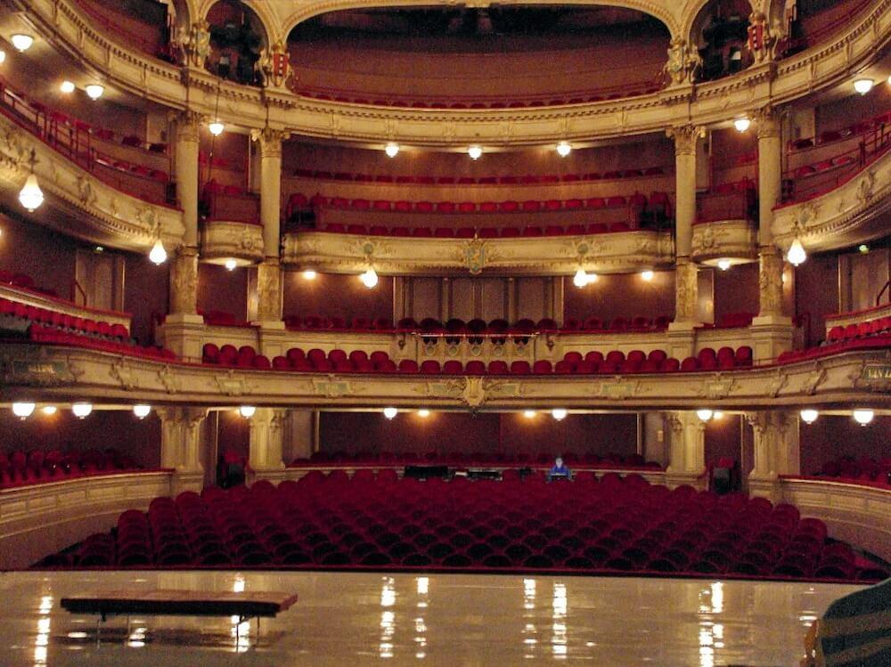 תיאטרון באמסטרדם