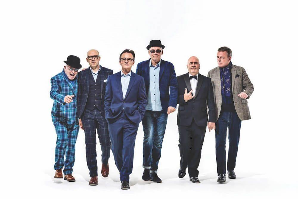 הופעות מוזיקה בלונדון - להקת ״מדנס״