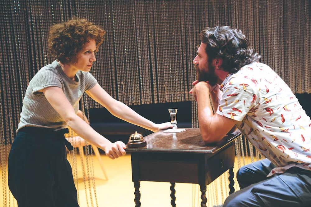 הצגות בלונדון - ההצגה אמסטרדם של מאיה ערד יסעור
