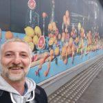 אוכל בפוקוס אחר: עוד גרניט מככב בלונדון