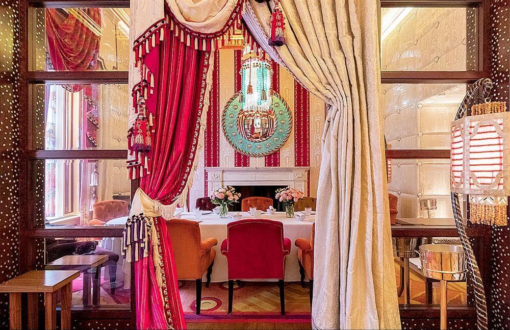 מסעדת סקטש בלונדון