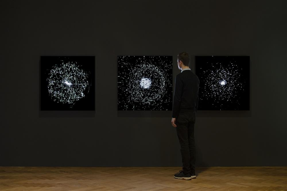תערוכה בלונדון של ליאו וילריל בגלריית פייס - נובמבר 2019 - ינואר 2020