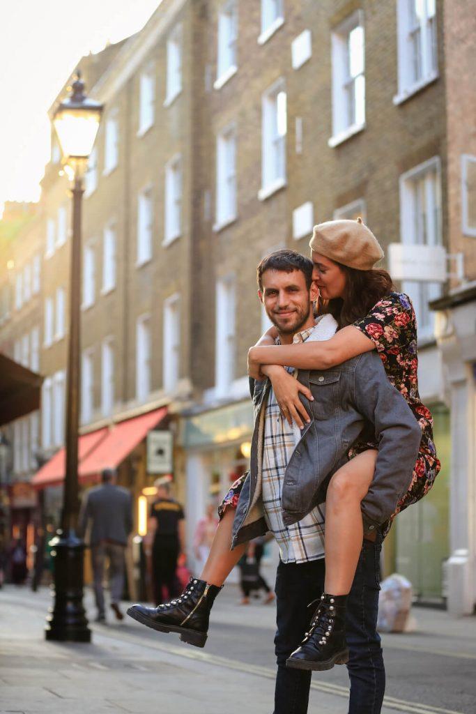 צילום בלונדון