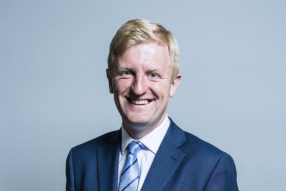 מזכיר הקבינט של ממשלת בריטניה אוליבר דאודן