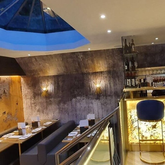 מסעדת בשרים חדשה בלונדון