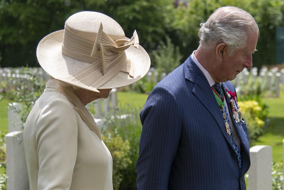 הנסיך צ'ארלס, הדוכסית קמילה, ביקור בישראל