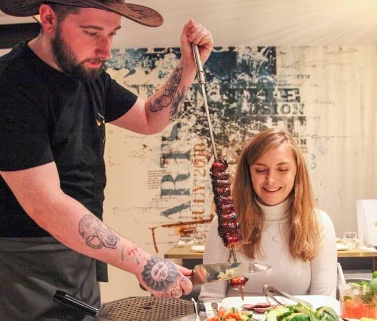 צ'ארו דה ריו - מסעדת בשרים חדשה בלונדון