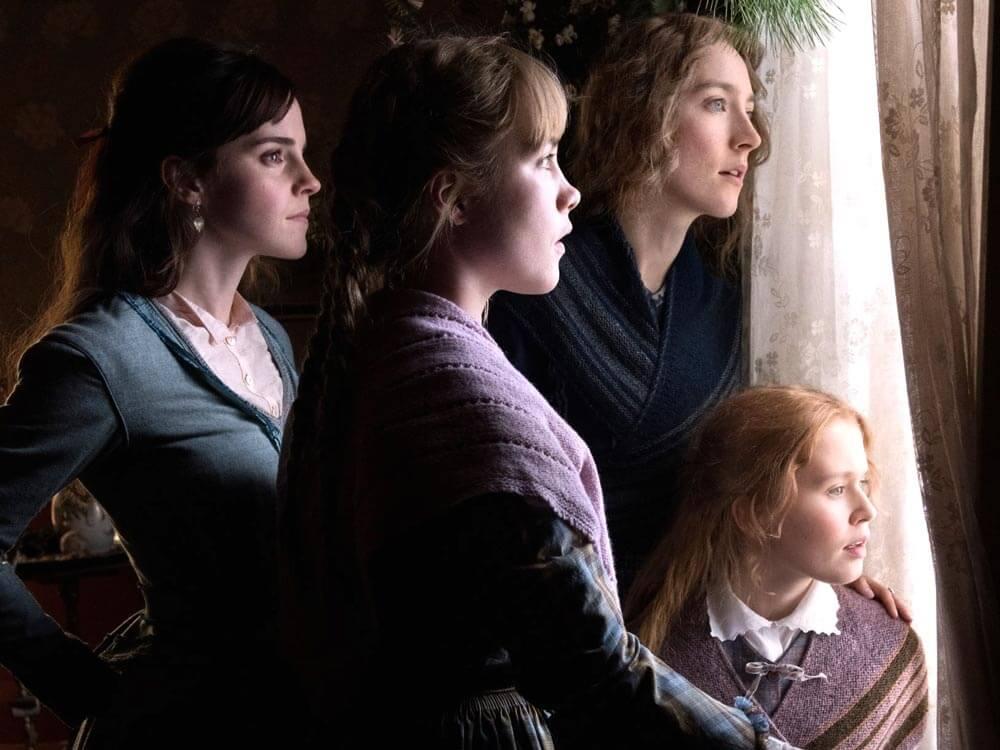 """הסרט """"נשים קטנות"""", מה לראות בקולנוע בבריטניה"""