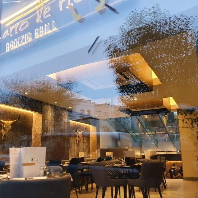מסעדה חדשה בלונדון