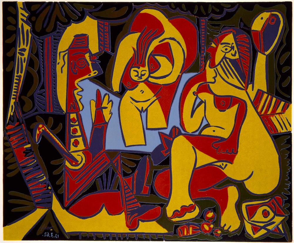 תערוכות בלונדון - פבלו פיקאסו ברויאל אקדמי אוף ארטס