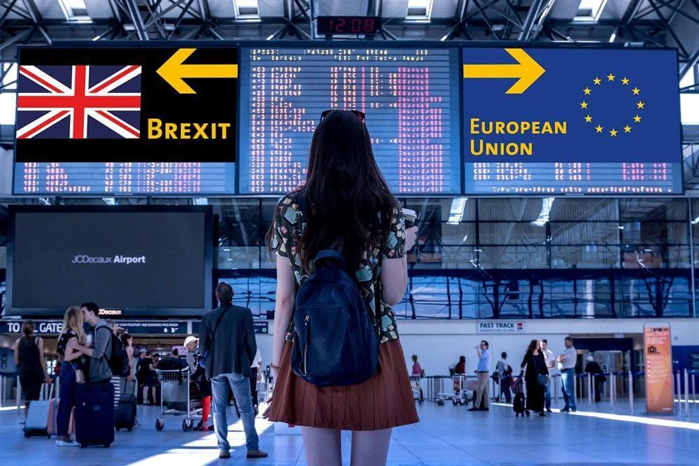 בריטניה יוצאת היום מהאיחוד האירופי - ברקסיט, ברקזיט