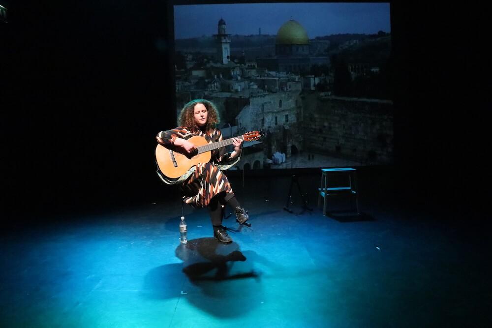 מופע בלונדון ״ירושלים שלי״ של אביטל רז