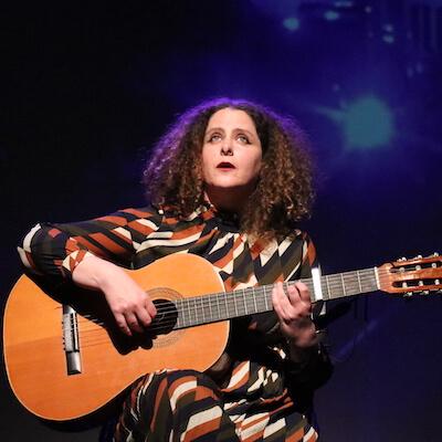 אביטל רז - מוזיקאית ישראלית בבריטניה - מופע בלונדון