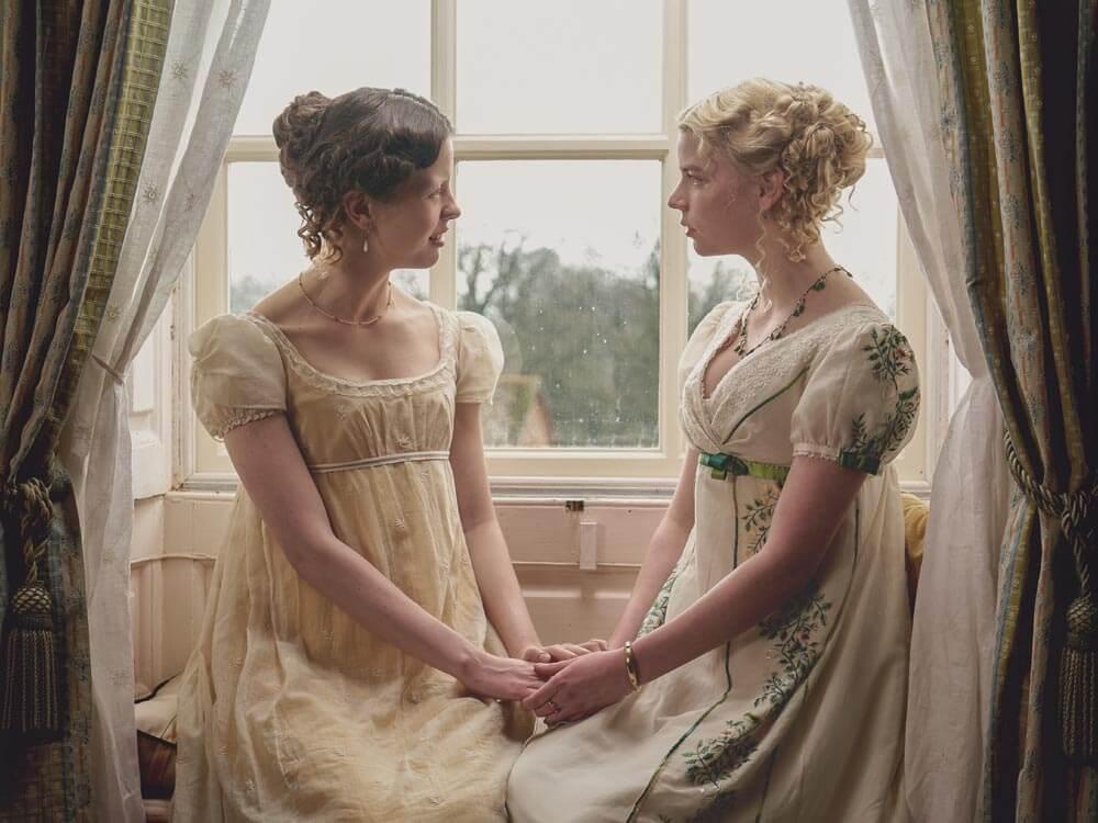 """ג׳יין אוסטן. """"אמה"""". סרט באנגליה"""