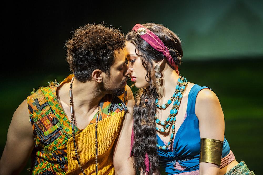 מחזמר בלונדון נסיך מצרים