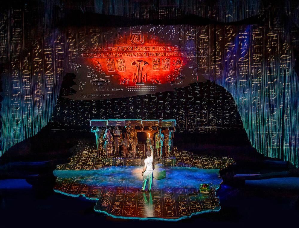 המחזמר ״נסיך מצרים״ בלונדון