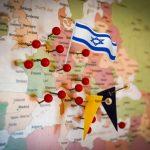 ישראלים באירופה: המועצה האזורית הגדולה והמגוונת בישראל?