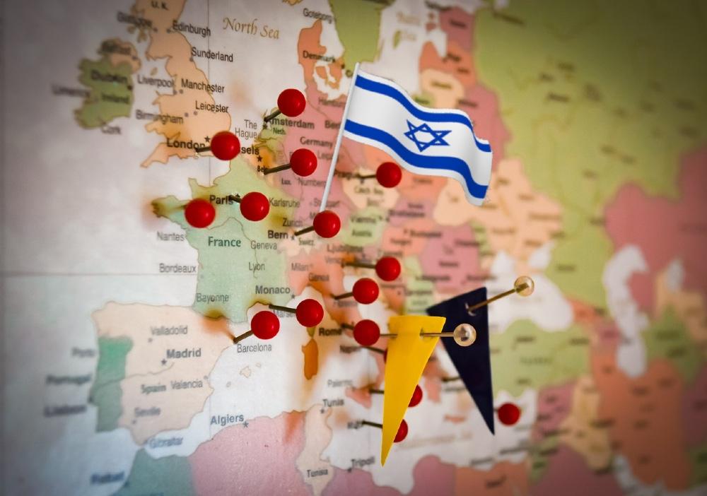 ישראלים באירופה