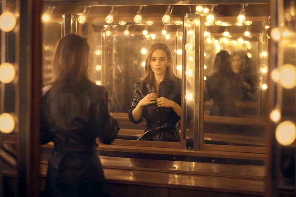 מה לעשות בלונדון מרץ 2020, אמיליה קלארק בהצגה בווסט-אנד