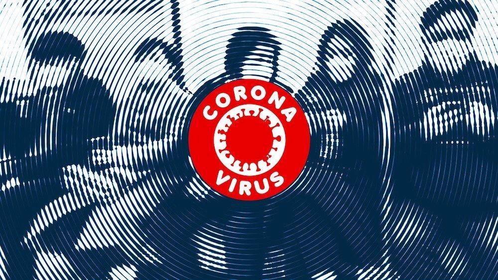 וירוס נגיף קורונה לונדון אנגליה בריטניה