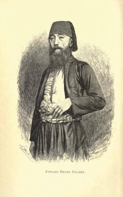 אדוארד הנרי פאלמר