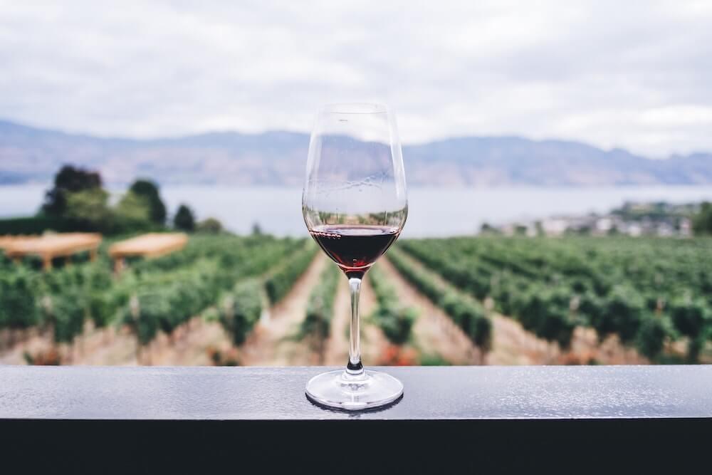 יין בבריטניה