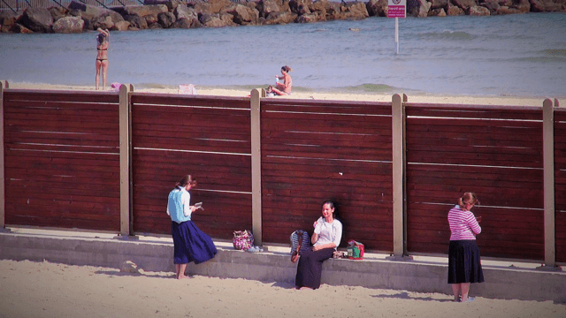 הסרט החוף הנפרד - פסטיבל קולנוע בבריטניה