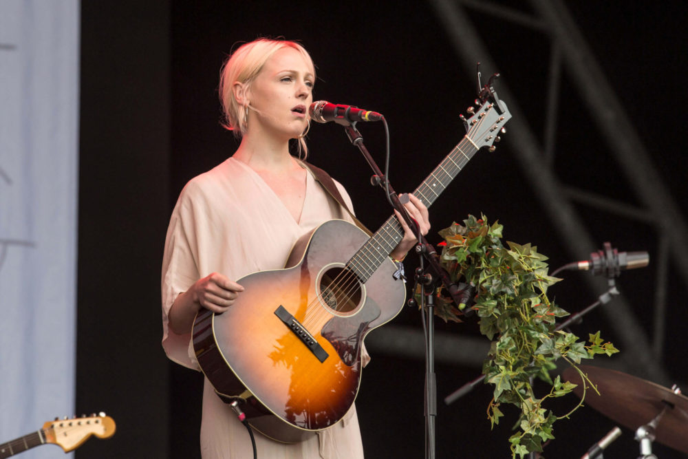 פסטיבל מוזיקה בבריטניה - גלסטנברי