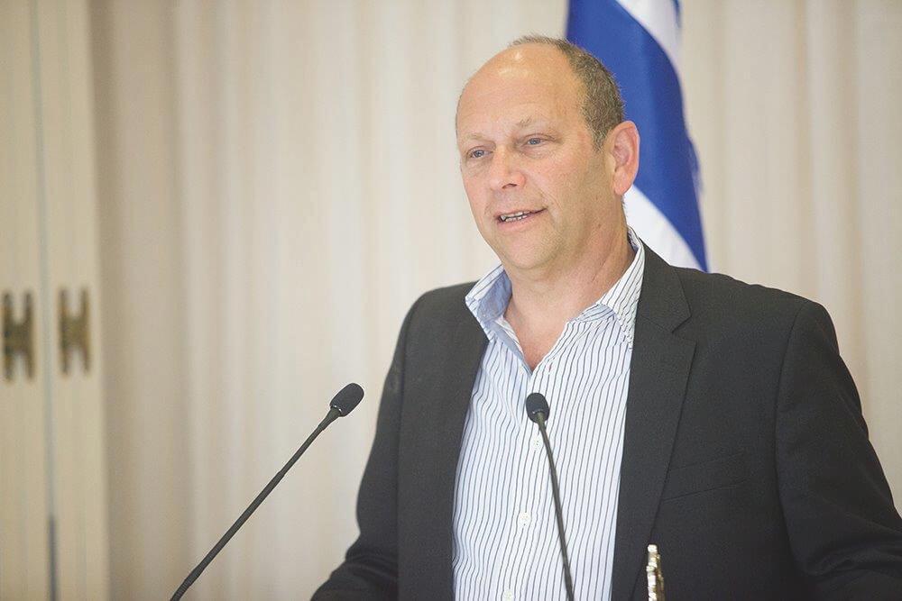יצחק זוננשיין, מקים ומנהל ההסתדרות הציונית העולמית בבריטניה