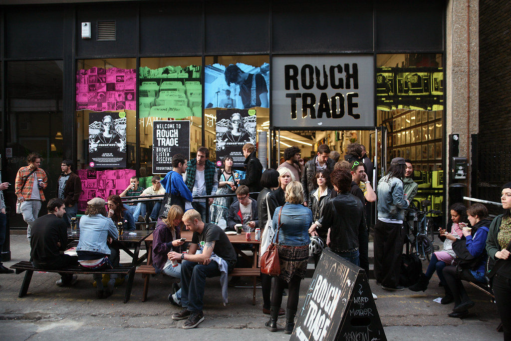 חנויות התקליטים השוות בלונדון