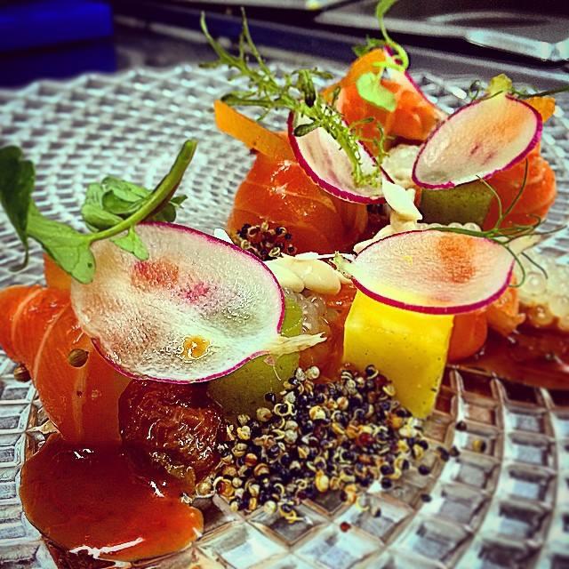 אוכל ישראלי בלונדון - מסעדות ישראליות בלונדון - מסעדה חדשה של השף אליאור בלבול במרליבון בשם קמיליאון